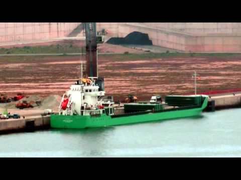 Click to view video ARKLOW ROGUE IMO 9344526 EIGD NETHERLANDS GIJON HD