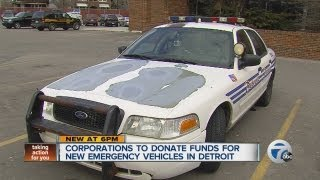 getlinkyoutube.com-Donors paying for new police cars and EMS rigs