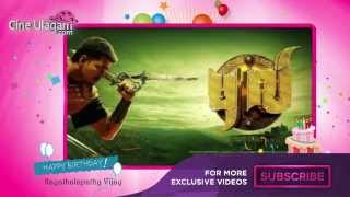 getlinkyoutube.com-Ilayathalapathy Vijay Birthday Special | Natchathira Birthday