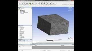 getlinkyoutube.com-How to import a 3D geometry in ANSYS Fluent