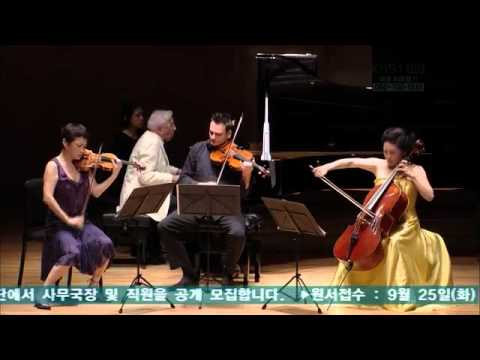 Brahms : Piano Quartet No. 1 in G minor, op. 25
