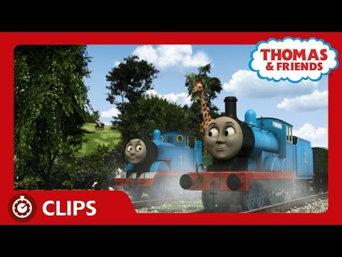 Thomas & Friends: Edward Feeds the Giraffe - US