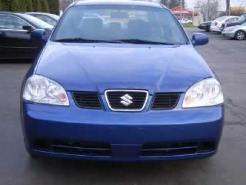 2004 suzuki forenza problems online manuals and repair for Miracle motor mart columbus