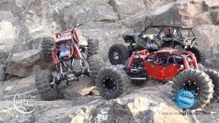 getlinkyoutube.com-Axial Wraith Vs. Gmade R1