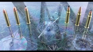 .22 MAG VS. .17 HMR VS. BULLETPROOF GLASS