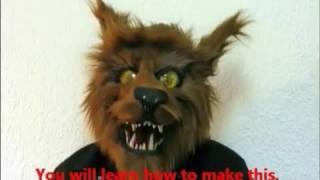 "getlinkyoutube.com-""Make an articulated a beast mask"" 1 hour 18 minutes of glorious how to"
