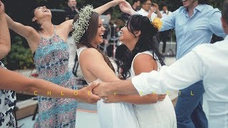 Beautiful Same Sex Wedding Film   American Creek Lodge, Hope BC