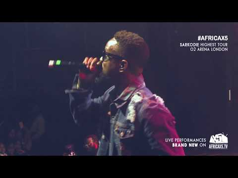 Sarkodie Live At O2 Forum Kentish Town London {FULL PERFORMANCE}