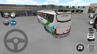 Android Games Bus Simulator INDONESIA 100% Keren !!!