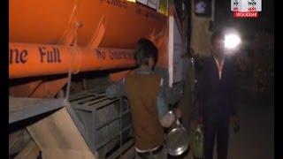 धडल्ले से जारी है अवैध तेल का कारोबार, अधिकारी तेल माफियाओं से बेखबर