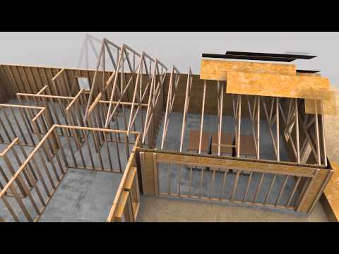 Spider Tie  Concrete House Animation