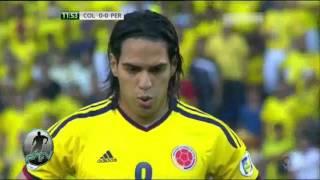 getlinkyoutube.com-Todos los goles de Radamel Falcao Garcia con la Selección Colombia