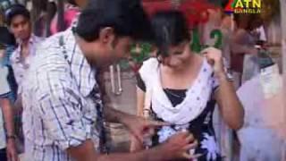 getlinkyoutube.com-ATN Bangla Eid magic show 2009 in Street magic,