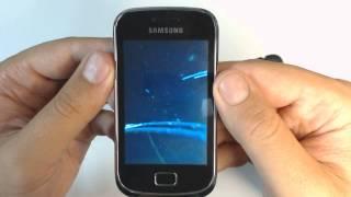 getlinkyoutube.com-Samsung Galaxy mini 2 S6500D factory reset