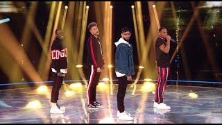 Rak-Su Turn Into Rak-SLAY With Powerful Original Dimelo - Live Shows Week 2 | The X Factor UK 2017