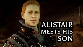 getlinkyoutube.com-Dragon Age: Inquisition - Alistair meets his son