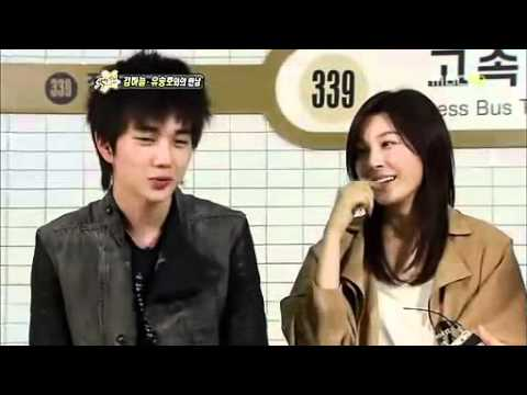 Yoo Seung Ho & Kim Ha Neul MBC Section TV 2011-05-15