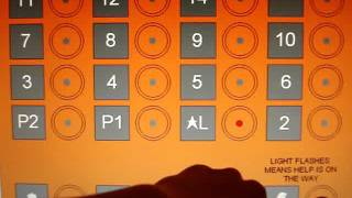 getlinkyoutube.com-Animated: Schindler HT 400A MRL Traction Elevators at Allen Hotel