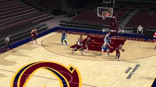 NBA 2K16 Money Play: Quick  2 Hawk 3's All day!