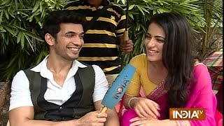 getlinkyoutube.com-Meri Aashiqui Tum Se Hi: Celebs Get into Funny Mood on the Set - India TV