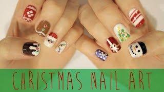 getlinkyoutube.com-Nail Art for Christmas: The Ultimate Guide!