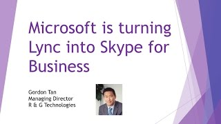 getlinkyoutube.com-Skype for Business is launching in 2015 with changes, updates and new features