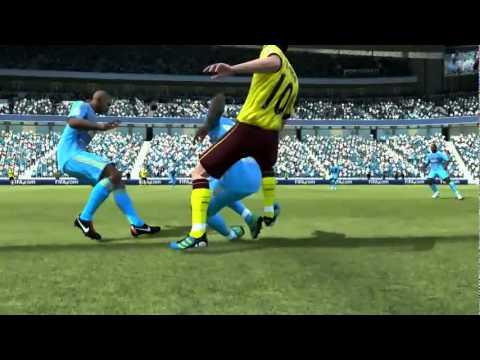 las caidas mas chistosas del FIFA 2012 parte 2 de 2.