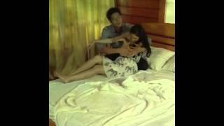 getlinkyoutube.com-ปิ่นอนงค์ kiss scene 2