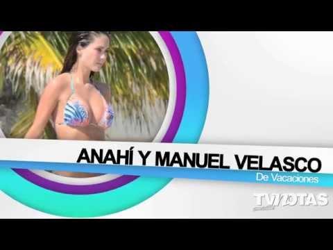Anahí Vacaciones,Emma Portugal Comentó,Adamari López Es Mamá,Gwen García en 'H Para Hombres'.