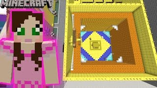 getlinkyoutube.com-Minecraft: TREASURE HUNTING GAME! - PAT & JEN THEMEPARK [8]