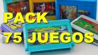 getlinkyoutube.com-Descargar pack con 75 juegos de family (sin emulador)
