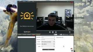 getlinkyoutube.com-SplitCam JustinTv  Live Broadcasting