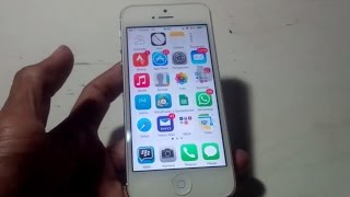 Review lanjutan unboxing iphone 5 32Gb