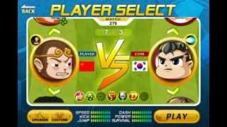 getlinkyoutube.com-Nuovi personaggi su Head Soccer e come sbloccarli