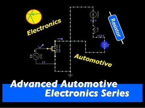 AFR Wide Band O2 Sensor ECU Signal Circuit