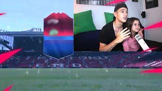 getlinkyoutube.com-FIFA 16 IMOTM PACK CHALLENGE MIT KLEINER SCHWESTER