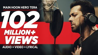 'Main Hoon Hero Tera' VIDEO Song   Salman Khan | Amaal Mallik | Hero | T Series