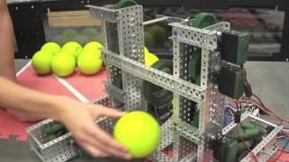 getlinkyoutube.com-Kanesville Krush's Vex Nothing But Net Robot Reveal