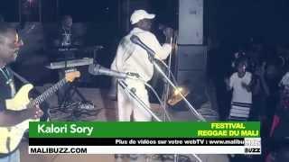 Kalori Sory en LIVE au Festival Reggae du Mali 2015