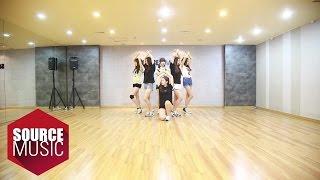 여자친구 GFRIEND - 오늘부터 우리는 Me gustas tu Dance Practice ver.