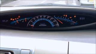 getlinkyoutube.com-トヨタ エスティマ エンジン始動 【2006 Toyota Previa(ESTIMA) Startup】