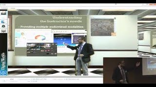How to give a PowerPoint webinar using Kinect
