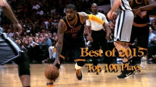getlinkyoutube.com-Top 100 NBA Plays of 2015