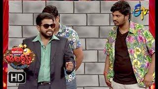 Hyper Aadi, Raising Raju Performance   Jabardasth   19th April 2018   ETV  Telugu