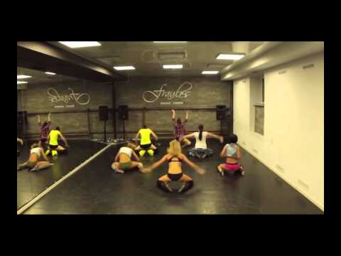 Sexiest Twerk Choreography ever on Durka Durk