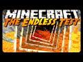 Minecraft: THE ENDLESS TEST! (Mini Custom Map)