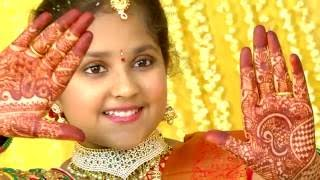 getlinkyoutube.com-Pariprita's Half Saree Ceremony Teaser