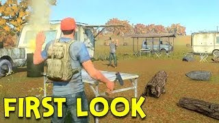FIRST LOOK! - H1Z1