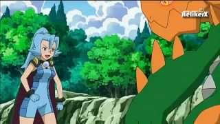 getlinkyoutube.com-Pokemon Best Wishes Season 2 Da! Episode 14   The Different Colored Crimgan!