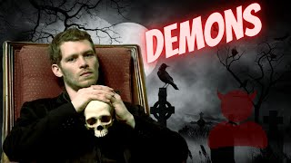 getlinkyoutube.com-Klaus Mikaelson || Demons!